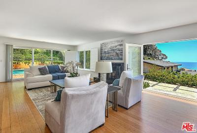 Pacific Palisades Single Family Home For Sale: 212 Surfview Drive