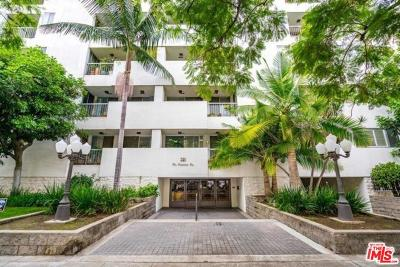Beverly Hills Condo/Townhouse Pending: 321 North Oakhurst Drive #604