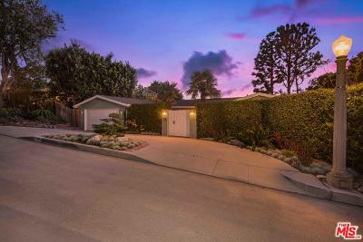 Beverly Hills Single Family Home For Sale: 9428 Lloydcrest Drive