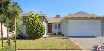 Culver City Single Family Home For Sale: 5335 Dobson Way