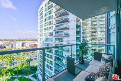 Marina Del Rey Rental For Rent: 13650 Marina Pointe Drive #1109