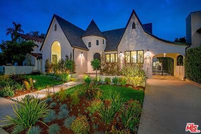 Single Family Home For Sale: 6377 Lindenhurst Avenue