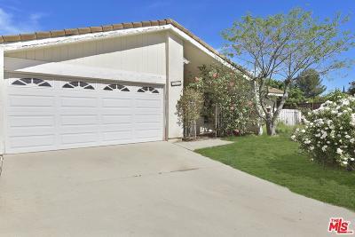 Topanga Single Family Home For Sale: 3214 Fermi Drive