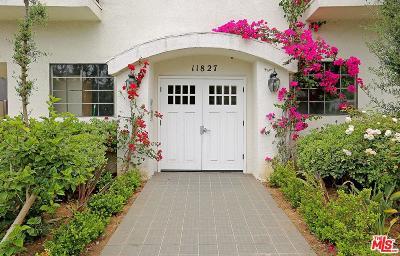 Los Angeles Condo/Townhouse For Sale: 11827 Goshen Avenue #201