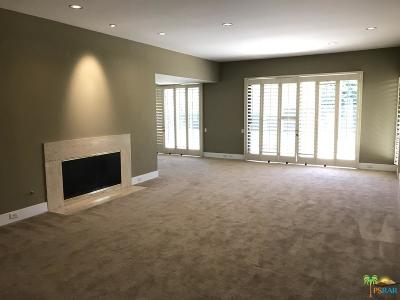 Rancho Mirage Single Family Home For Sale: 2 Lafayette Drive