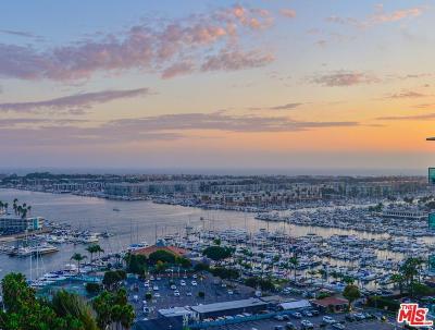 Marina Del Rey Rental For Rent: 13600 Marina Pointe Drive #1901