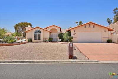 Desert Hot Springs Single Family Home For Sale: 8660 Warwick Drive