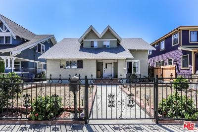 Los Angeles Single Family Home For Sale: 1745 South Kingsley Drive