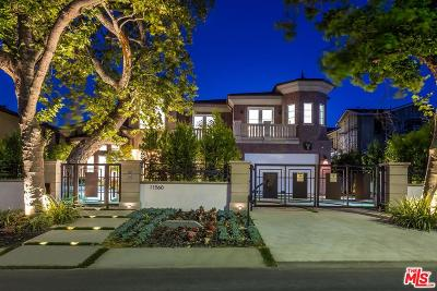 Studio City Single Family Home For Sale: 11560 Dilling Street