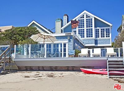 Malibu CA Rental For Rent: $115,000