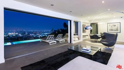 Sunset Strip - Hollywood Hills West (C03) Single Family Home For Sale: 2260 Maravilla Drive