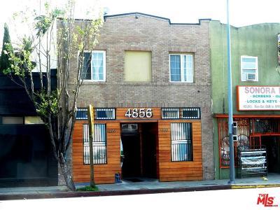 Los Angeles Rental For Rent: 4858 West Adams Boulevard