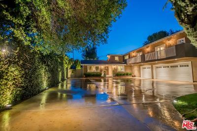 Encino Single Family Home For Sale: 4937 Hayvenhurst Avenue