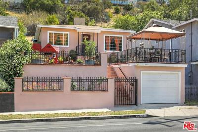 Los Angeles Single Family Home For Sale: 1272 El Paso Drive