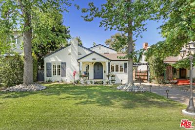 South Pasadena Single Family Home For Sale: 1404 Laurel Street
