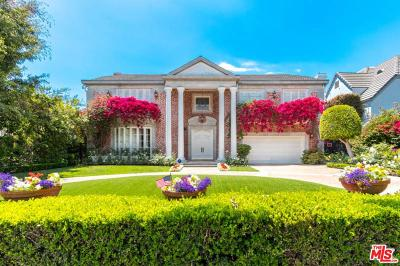 Beverly Hills Single Family Home For Sale: 611 North Rodeo Drive