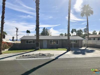 Cathedral City Single Family Home For Sale: 37512 Bankside Drive