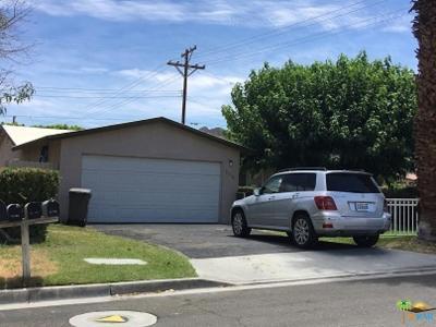 La Quinta Single Family Home For Sale: 51730 Avenida Villa