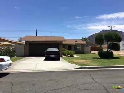 La Quinta Single Family Home For Sale: 52190 Avenida Carranza