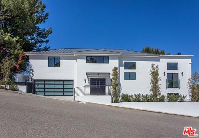 Los Angeles Single Family Home For Sale: 1962 Stradella Road