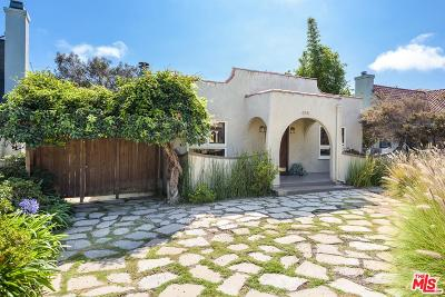 Santa Monica Single Family Home For Sale: 614 12th Street