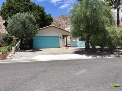La Quinta Single Family Home For Sale: 52575 Avenida Rubio