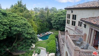 Sunset Strip - Hollywood Hills West (C03), Beverly Hills (C01), Beverly Hills Post Office (C02), Bel Air - Holmby Hills (C04) Rental For Rent: 206 North Carolwood Drive