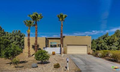 Desert Hot Springs Single Family Home For Sale: 18805 Sagebrush Trails