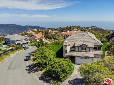 Malibu Single Family Home For Sale: 23472 West Moon Shadows Drive