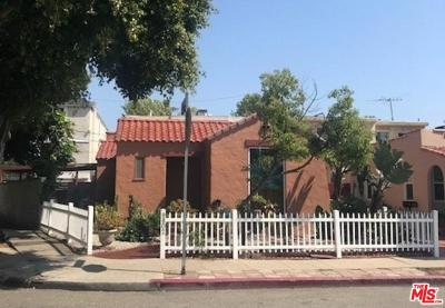 Los Angeles County Single Family Home For Sale: 9802 Hannum Drive