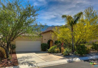 Palm Springs Single Family Home For Sale: 1267 Palmas Ridge