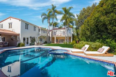 Beverly Hills Single Family Home For Sale: 611 North Rexford Drive