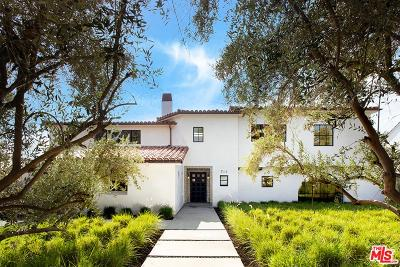 Beverly Hills Single Family Home For Sale: 711 Walden Drive