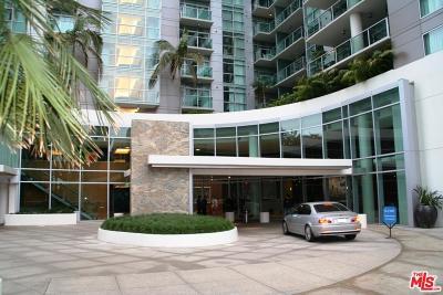 Marina Del Rey Rental For Rent: 13700 Marina Pointe Drive #820