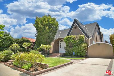Cheviot Hills/Rancho Park (C08) Single Family Home For Sale: 10534 Bradbury Road