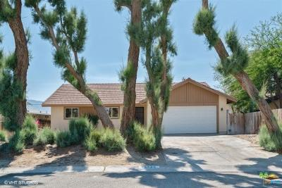 Desert Hot Springs Single Family Home For Sale: 15585 Bubbling Wells Road