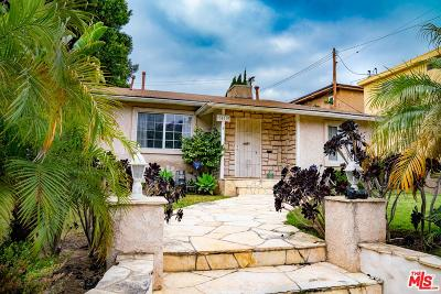 Single Family Home For Sale: 3415 Kelton Avenue