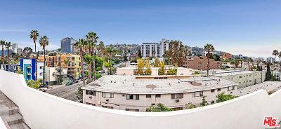 West Hollywood Condo/Townhouse For Sale: 912 North San Vicente #2