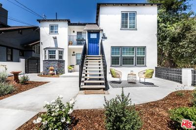 Los Angeles CA Single Family Home For Sale: $1,079,000