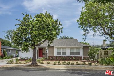 Culver City Single Family Home For Sale: 4318 Keystone Avenue