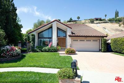 West Hills Single Family Home For Sale: 23563 Windom Street