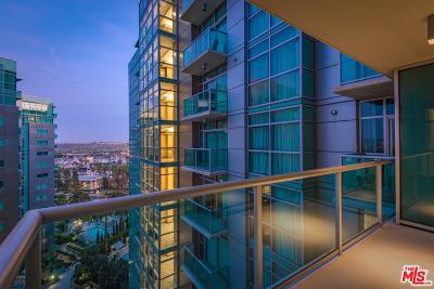 Marina Del Rey Rental For Rent: 13700 Marina Pointe Drive #1626