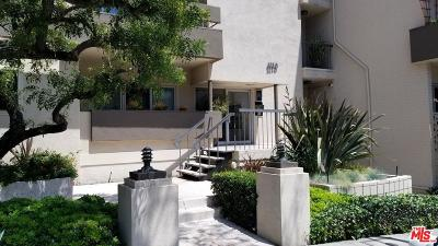 West Hollywood Condo/Townhouse For Sale: 1110 Hacienda Place #202