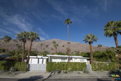 Palm Springs Single Family Home For Sale: 12 Warm Sands Place