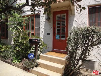 Los Angeles Condo/Townhouse For Sale: 3303 South Durango Avenue