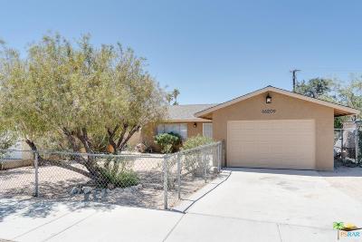 Desert Hot Springs Single Family Home For Sale: 66209 1st Street