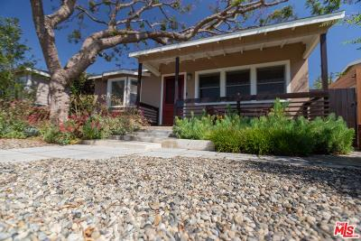 Single Family Home For Sale: 12108 Allin Street