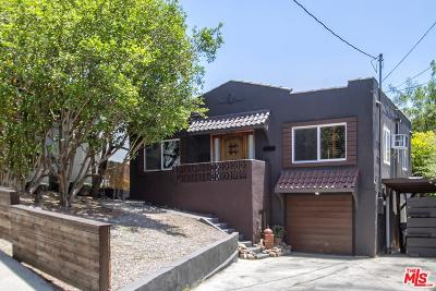 Los Angeles Single Family Home For Sale: 4508 Mont Eagle Place