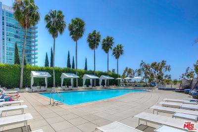 Marina Del Rey Rental For Rent: 13700 Marina Pointe Drive #826