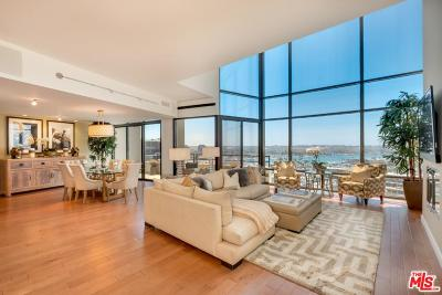 Marina Del Rey Condo/Townhouse For Sale: 4314 Marina City Drive #PH20